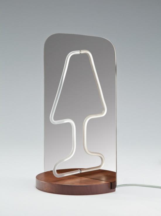 Tischlampen ausgefallen fantasievoll designt minimalistisches Design