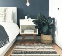 Wandgestaltung Schlafzimmer: Was verraten die Wandfarben über Sie?