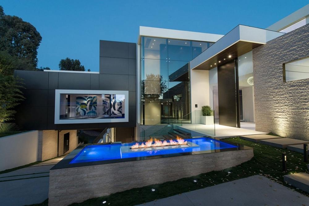 Zeitgenössische Hausgestaltung - tolle Ideen moderne Häuser