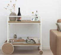 """Barwagen – den neuen """"alten"""" Interieur-Trend ins eigene Zuhause holen"""