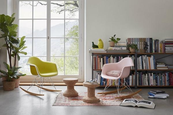 designklassiker vitra eames rar chair