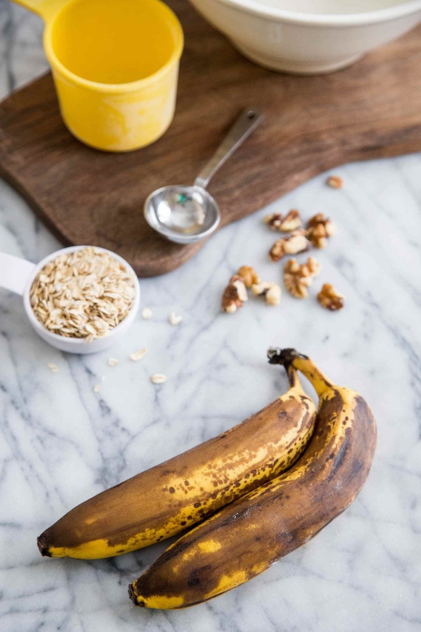 eiersatz eier ersetzen reife Bananen vegan backen
