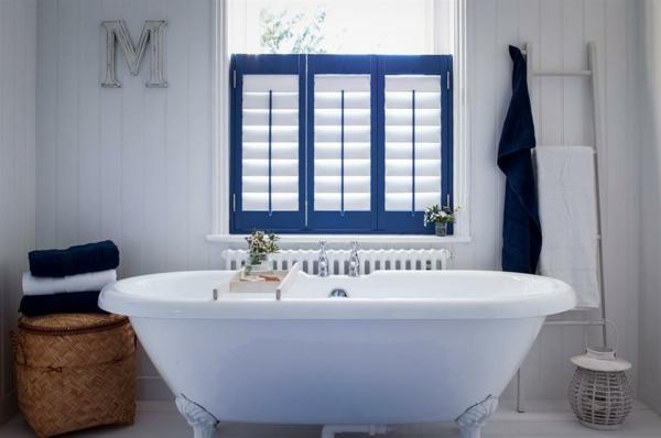 freistehende badewanne kleines bad ohne fliesen