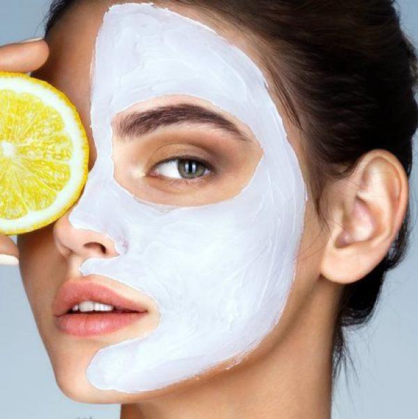 gesundes Leben Gesichtsmaske