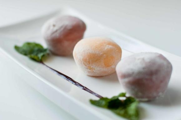 mango erdbeer mochi eis rezepte