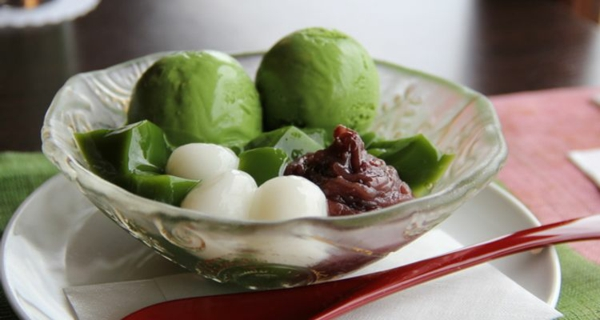 mochi eis gesund japanische süßigkeiten