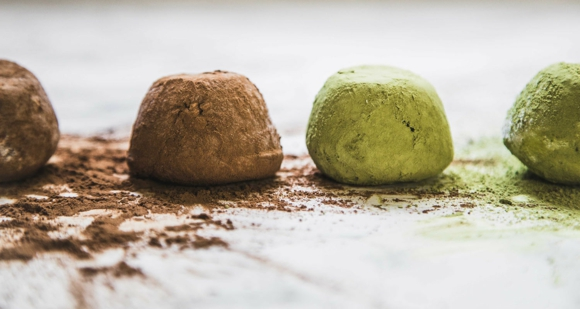 mochi eis zubereiten kakao matcha