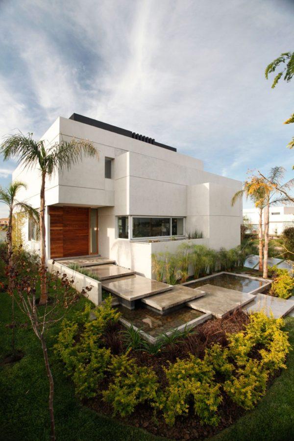 moderne Häuser himmlische tolle Architektur