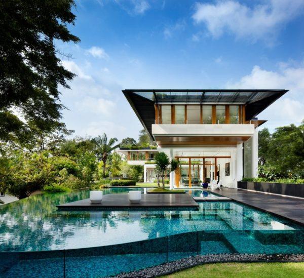 moderne Häuser moderne architektur