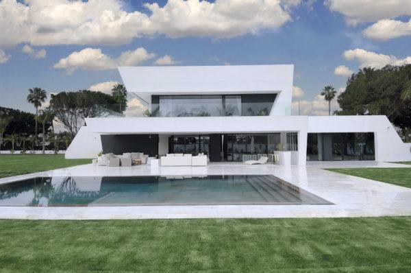 moderne Häuser modernes Design zeitgenössische Architekturideen