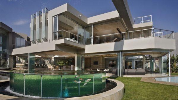 moderne Häuser zeitgenössische Architekturideen