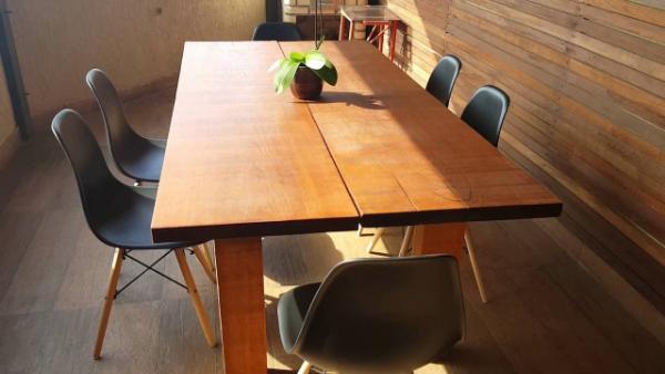 modernen tisch selber bauen tolles holz