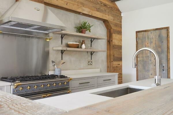 nachhaltige und sparsame Kücheneinrichtung1
