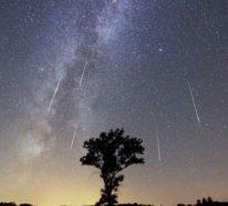 Perseiden – das Geheimnis der Sternschnuppen im August