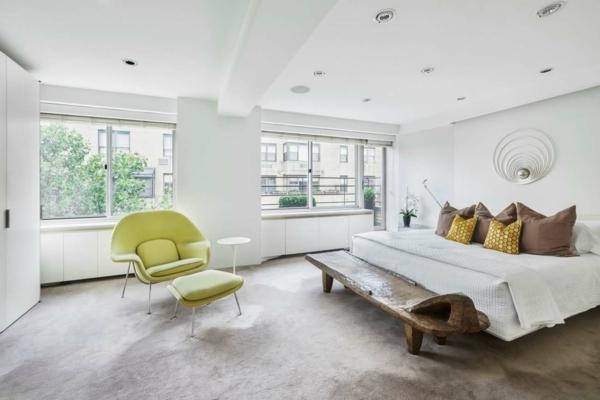 retro sessel schlafzimmer einrichtungstipps designklassiker
