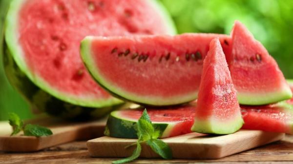 wassermelonen schale nährwerte gesund
