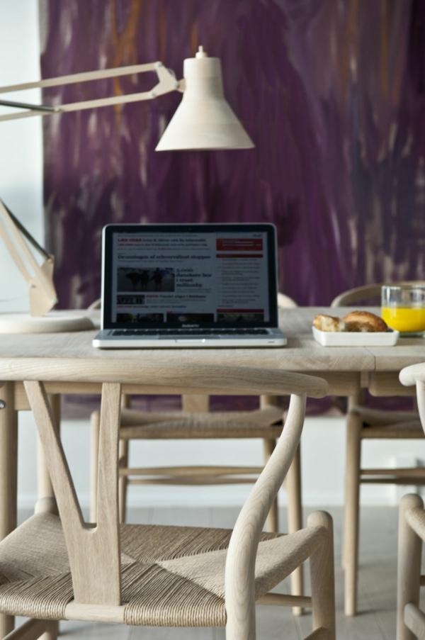 wishbone chair designklassiker einrichtungstipps