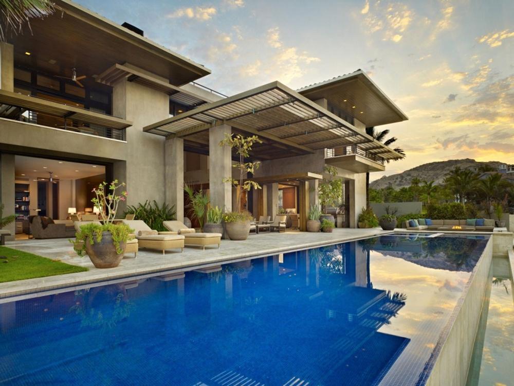 wunderbare Wohnideen moderne Häuser