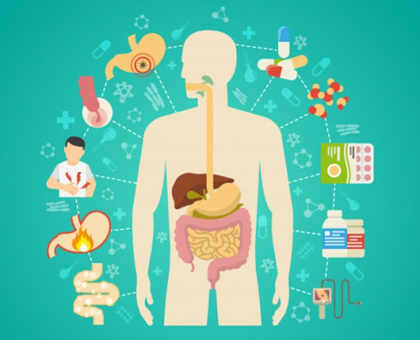 Übersäuerung des Körpers Symptome pH Werte gesunde Ernährung