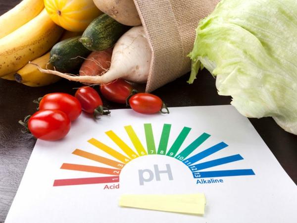 Übersäuerung des Körpers Symptome pH Werte