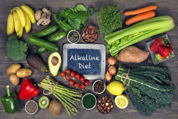 Übersäuerung des Körpers Symptome säurehaltige und basische Lebensmittel