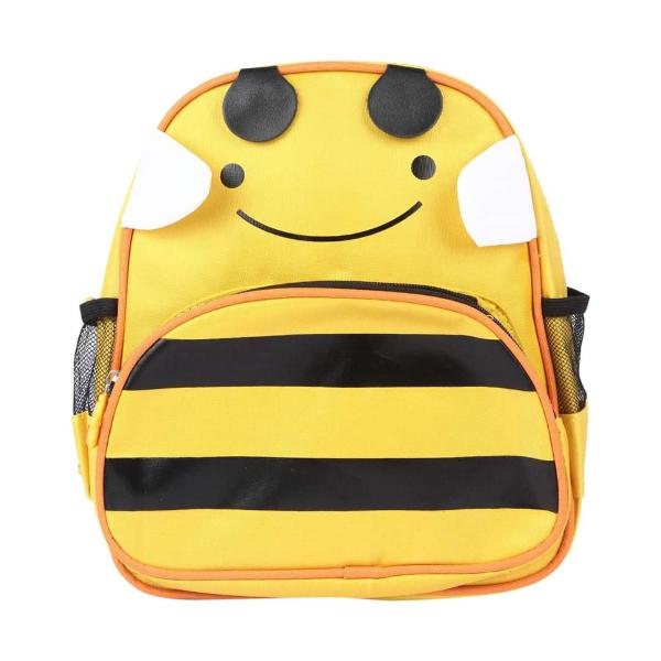 Maya the bee - κίτρινη μαύρη σχολική τσάντα