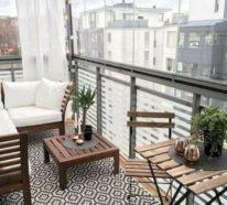 Passende Balkonmöbel für jeden Platzbedarf und weitere Tipps
