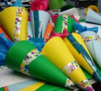 Schultüte füllen: praktische und kreative Last-Minute Tipps und Ideen!