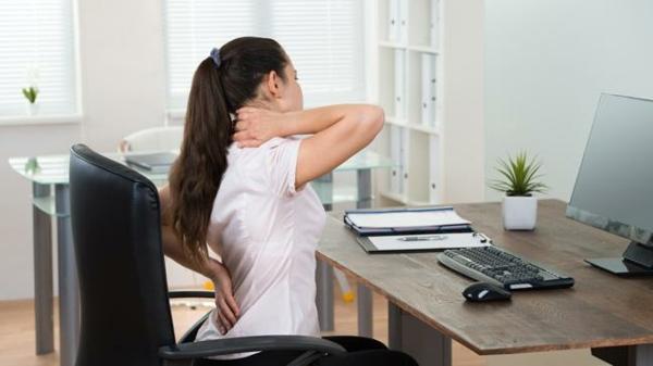 Nackenschmerzenwas tun Kopfschmerzen Nackenschmezen Übungen
