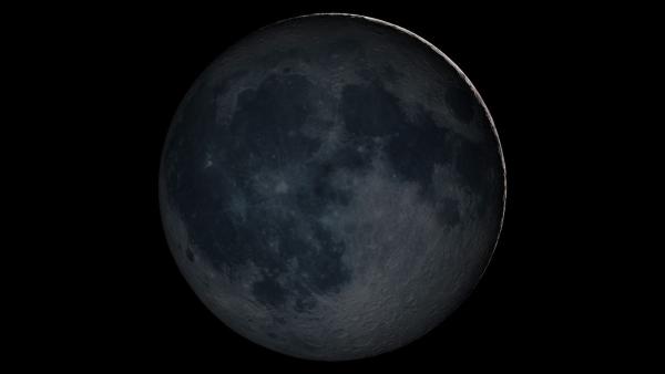 Neumond Mondkalender