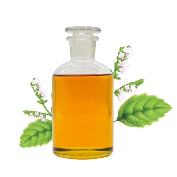 Patchouli Öl Vorteile Blätter Aromatherapie