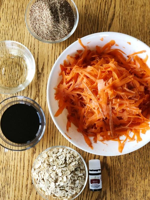 Pferdeleckerlies selber machen Karotten nicht backen