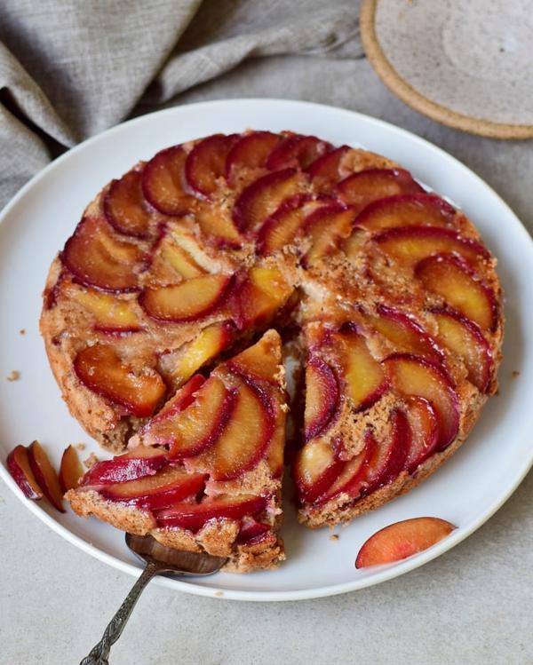Pflaumenkuchen mit Hefe Rezept Pflaumen Zwetschgen Früchte
