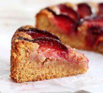Pflaumen sind gesund: So bereiten Sie einen köstlichen Pflaumenkuchen mit Hefe zu