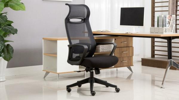 Rückenschonendes Sitzen im Büro sowie im Homeoffice1