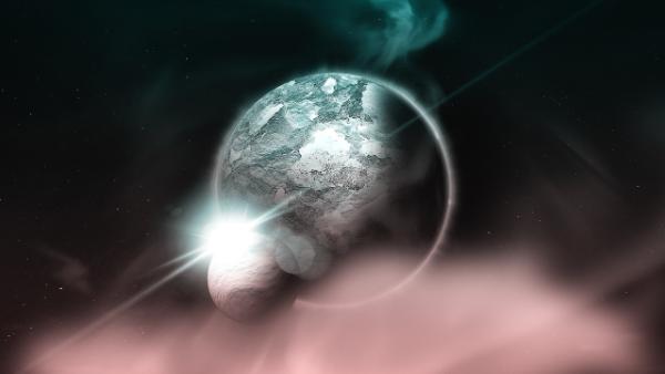 Rückläufer wunderbare Planeten