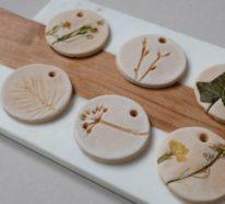 Salzteig machen und Herbstdeko daraus basteln: 40 Salzteig Ideen