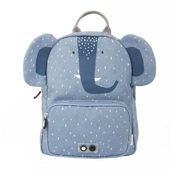 Ωραία μπλε σχολική τσάντα - σχολική τσάντα