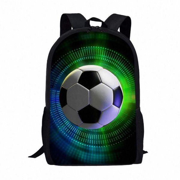 Σχολική τσάντα Μεγάλο θέμα ποδοσφαίρου