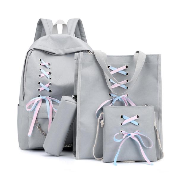 πολύ κομψή σχεδίαση σχολική τσάντα