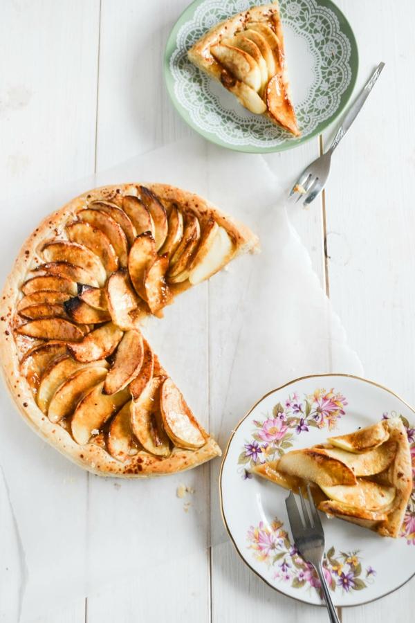 Veganer Apfelkuchen Rezept Nachtischideen