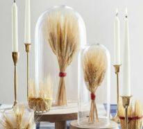 Herbstdeko im Glas – 39 einfache Dekoideen mit Naturmaterialien zum Nachmachen