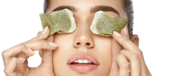grüner tee hausmittel gegen altersflecken