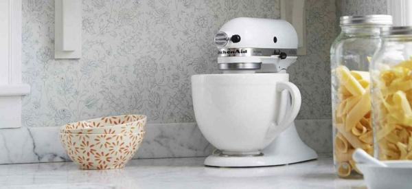 kleine küche einrichten küchenmaschine