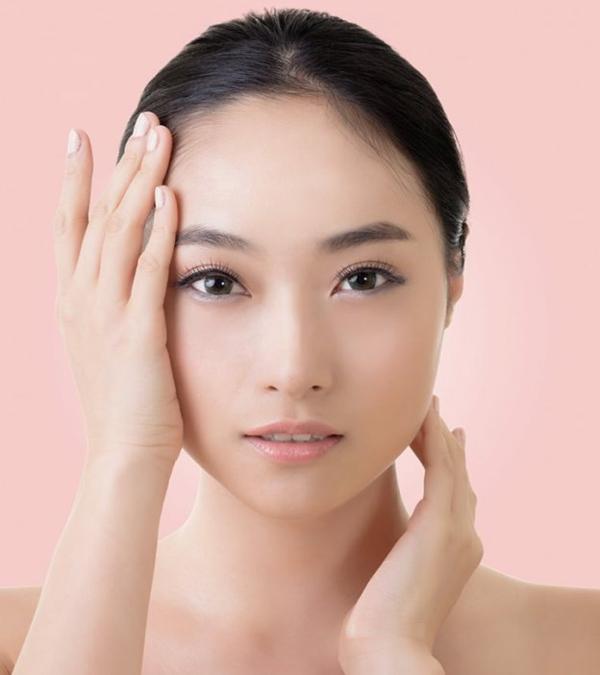 koreanische Hautpflege schöne Haut Routine