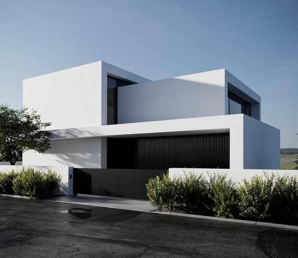 moderne architektur design ideen