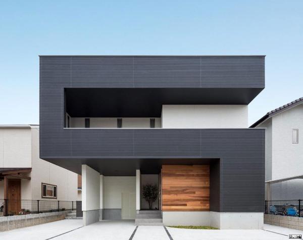 moderne architektur - ein schönes traumhaus