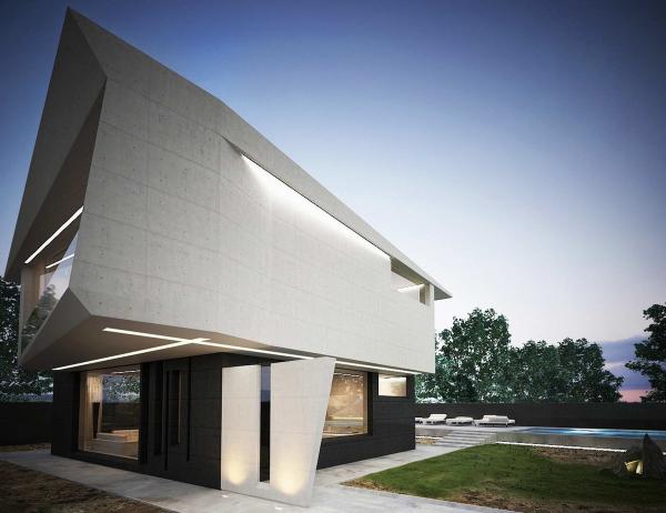 moderne architektur - tolle ideen für die inneneinrichtung
