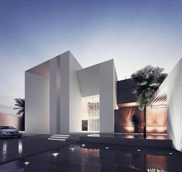 moderne architektur - tolle moderne fassadengestaltung