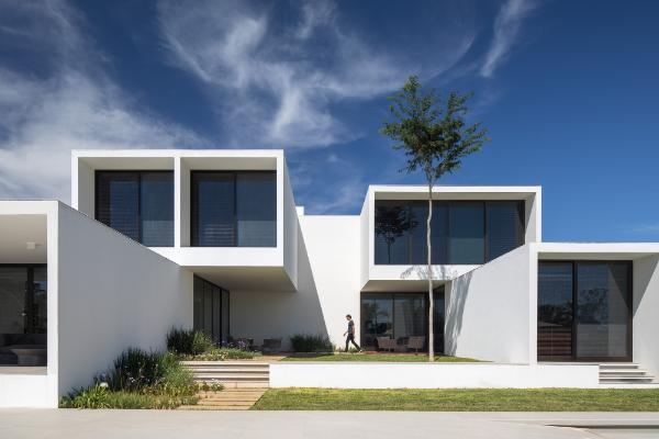 moderne architektur - wunderbare ideen mit verschiedenen modulen